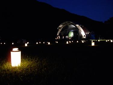 屋久島森祭り 1