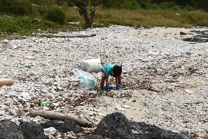 海岸清掃 2016 2