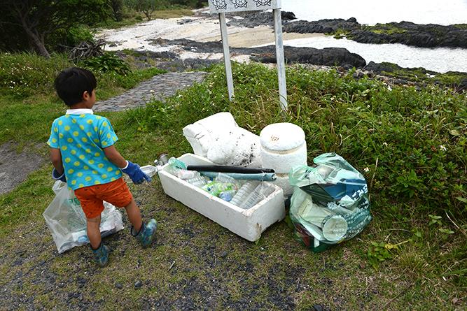 海岸清掃 2016