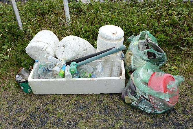 海岸清掃 2016 3