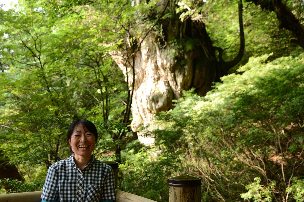 10年ぶりの縄文杉への縦走旅