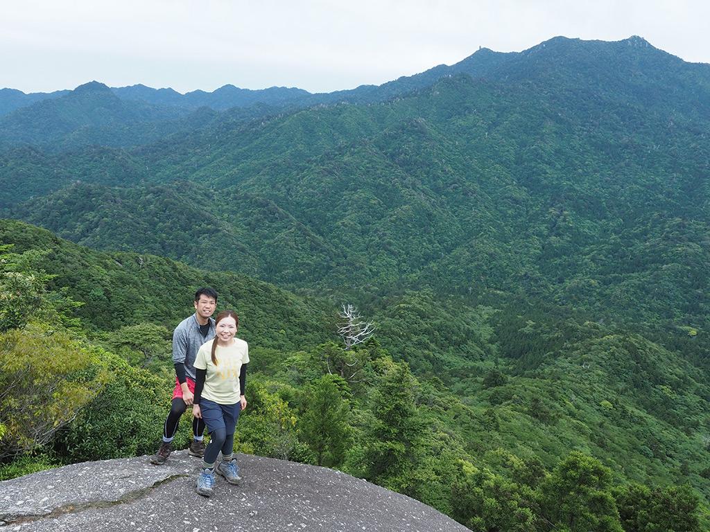 新婚旅行で訪れた白谷雲水峡・太鼓岩は絶景でした!! 5