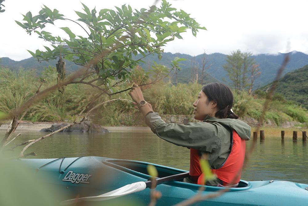 7月に大雨で流れてしまった栗生川カヤックにリベンジ